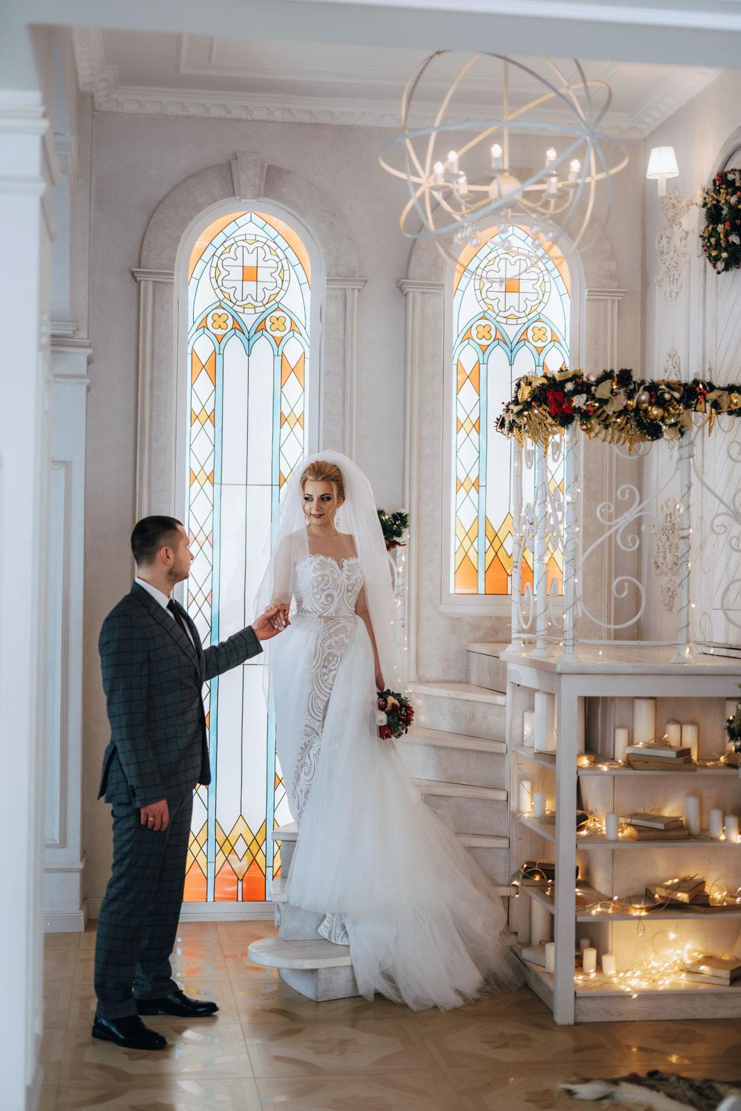 Аренда фотостудии для свадебной фотосессии москва