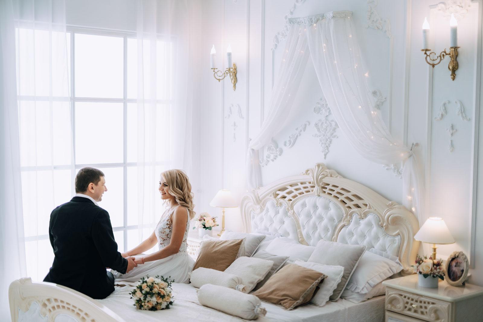 снять фотостудию для свадебной фотосессии что именно прическу