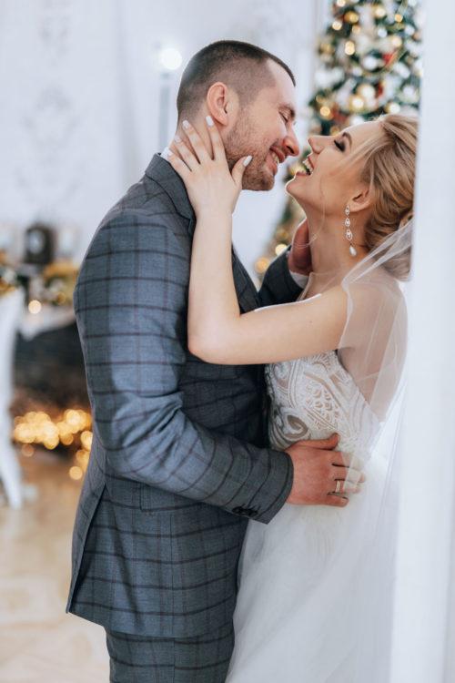 Свадебная фотосессия, в фото студии, Киев
