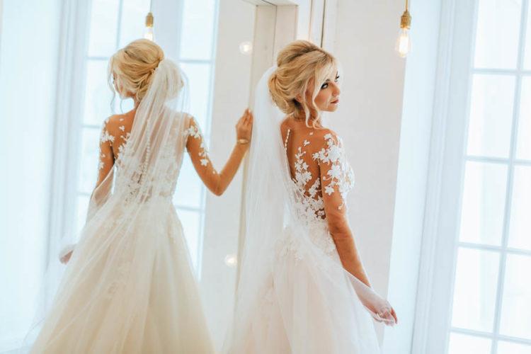 Свадебная фотосессия в фотостудии Киев
